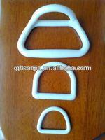 plastic D rings stainless steel D shape rings D shackle