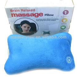 brain relaxed massage pillow