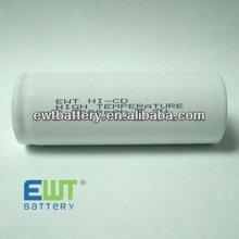 Ni-cd formato f 7000 mah 1.2v batterie al nichel cadmio prezzo
