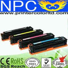toner mono printer cartridge for HP CF-210 toner empty cartridges compatible laser toners/for HP Digital Color