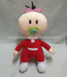 Turkey Hot-sale Stuffed Soft Plush Cartoon Red Bebe