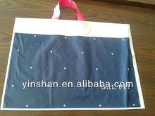 HDPE hand length plastic bag