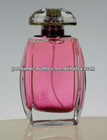100ml clear body shape glass bottle for perfume