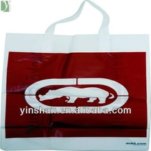 biodegradable hand length plastic shopping bag