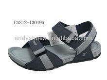 2013 latest flat sandals designs for men