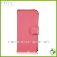 """candy color pu leather flip cellphone cases and covers for iphone 5"""""""