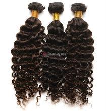 virgin Jerry curl human hair for braiding hair supply distributors
