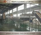 Natural juice production line