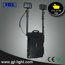 Waterproof IP67 Super brightness New Product RLS-72W fire and rescue equipment