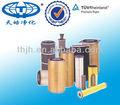 Cartucho de filtro de compresor de aire, filtro de aire de la seta