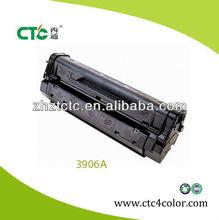 Laser toner cartridge 3906A for HP Laserjet printer - toner cartridge