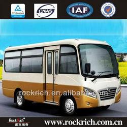 China Dongfeng Brand 6m Hyundai County Bus