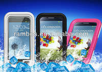 Durable Water Resistant Phone Cover Waterproof case bag for Samsung Galaxy S3 i9300