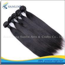 Top grade AAAAAA 100% remy human natural heat protectant hair