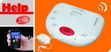 GSM Elderly garder Emergency SOS Alarm.Friend of old people/child living safety of KING PIGEON A10/A11