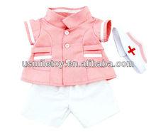 plush toy nurse suit for bears
