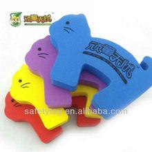 EVA foam animal door stopper/door decoration/promotion gift