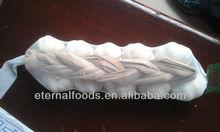 Pure white braid garlic for canada