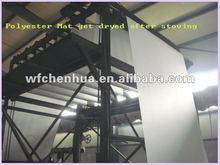 Polyester mat/Polyester fleece/Polyester base reinforcement