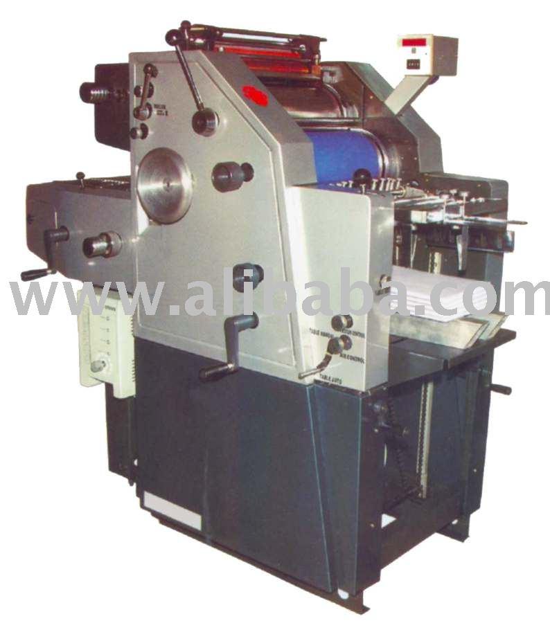 mini offset printing machine price