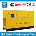 2013 caliente venta ce o iso9001 aprobados 10 kva generador diesel silencioso