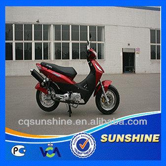 SX110-20B Russian Style CG Engine 125CC Cub Motorcycle