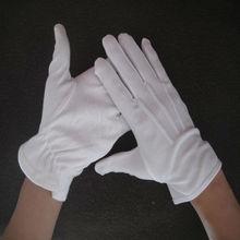 ถุงมือมือกับลาย