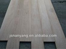 Russia Oak with sapwood white brushed engineered wood flooring