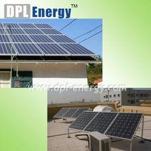 home solar power generator energy system plant