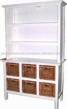 Mallaca Dresser 6 Drawers