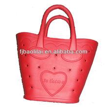 Fashion EVA basket(eva material)