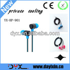 supper bass Fancy cheap in-ear earphone Good Looking promotion 3.5mm colorful computer accessories stereo Earphone with Mic