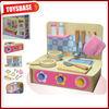 Wooden Kitchen Sets Toy For Mother Garden,Wooden Set