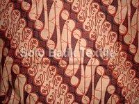 Batik Printed Traditional Wos
