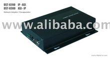 Network Adapter-IP to ASI Encapsulator