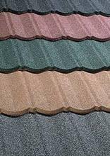 Stoned Granuled Steel Roof Tiles