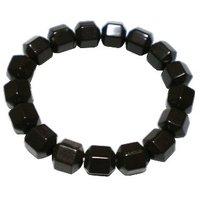 Crystal shape bracelet