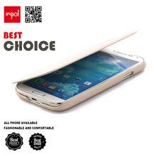 eco friendly fancy dustproof flip mobile phone sleeve for samsung galaxy S4