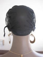 factory stock full thin skin cap human lace hair wig cap