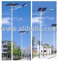 LED Solar Street Lamp
