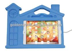 EVA foam case for ipad mini with kickstand.