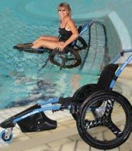 Waterproof Wheelchair