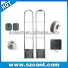 walk through security gates 8.2mhz RF retail security system(EC-502) with stainless steel material