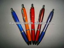 promotional custom logo pen blue red green white black shisha pen