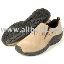 Shoes unisex natural chamois excellent quality