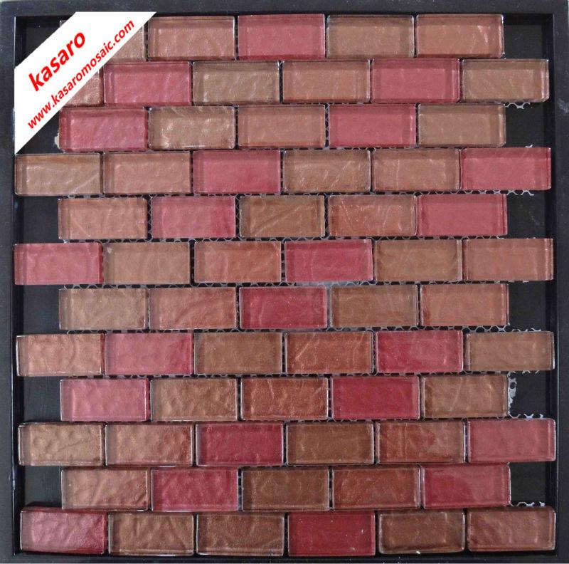 Red Brick Wall Tile Red Brick Mosaic Wall Tiles Brick Look