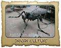 parque decoração realista animal animatronic modelo mosquito
