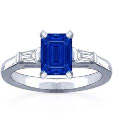 Preset-Saphir-Ringe (7...
