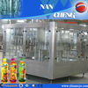 New arrival ! China full automatic 3-1 monoblock mango juice washing filling capping macine for 500ml 1l pet bottle