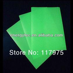 luminous vinyl paper/luminous photo paper/lucky photo paper